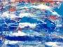 Sanenzo-kunst waves-65x50